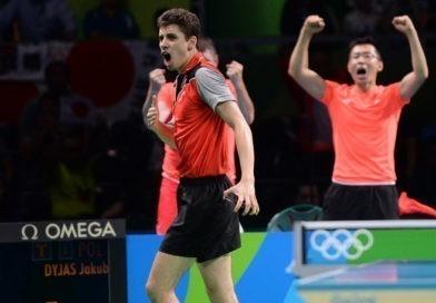 SENSACJA! Jakub Dyjas wyeliminował mistrza Europy!