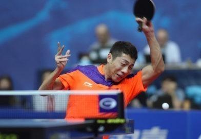 Chińska Superliga: Pierwsza porażka Xu Xina