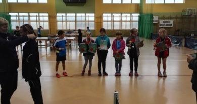Najmłodsi rywalizowali w Krzywiniu. Dublet Klaudii Wachowiak
