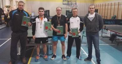Wyniki turnieju OZTS Leszno w Wijewie