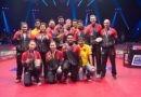 Falcons TTC wygrał Ultimate Table Tennis