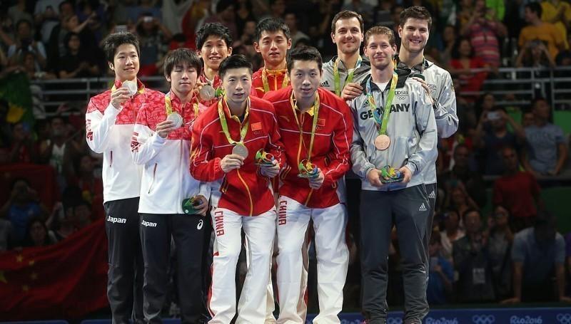 Rio 2016: Dublet Chin w turnieju drużynowym