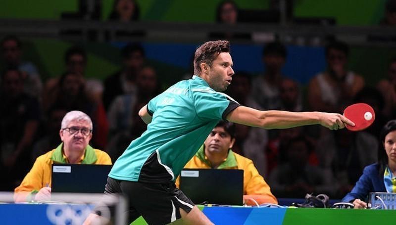 Rio 2016: Vladimir Samsonov w półfinale!