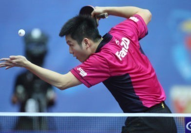 Fan Zhendong wygrał Puchar Świata