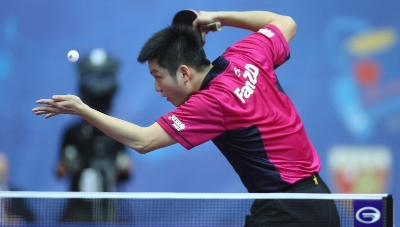 Fan Zhendong i Sun Yingsha wygrali German Open (video)