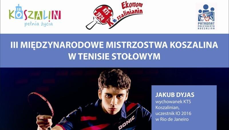 Zapraszamy na międzynarodowe mistrzostwa Koszalina