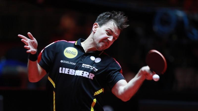 Timo Boll wygrał pierwszy turniej Dusseldorf Masters
