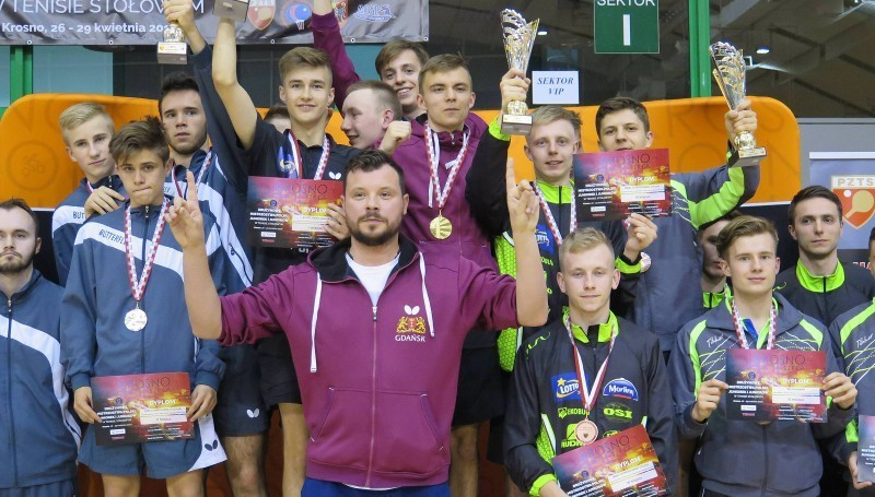 KS AZS AWFiS Gdańsk i KU AZS UE Wrocław drużynowymi mistrzami Polski juniorów