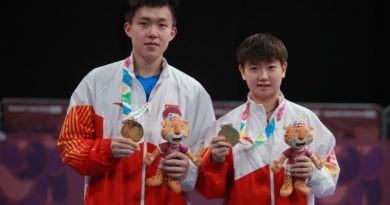 Wang Chuqin i Sun Yingsha wygrali Młodzieżowe Igrzyska Olimpijskie!