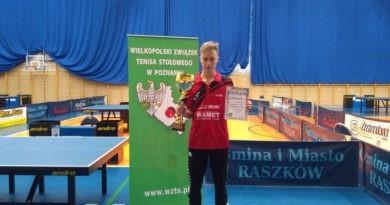 Jakub Werner i Zuzanna Sułek wygrali III GP Wielkopolski seniorów