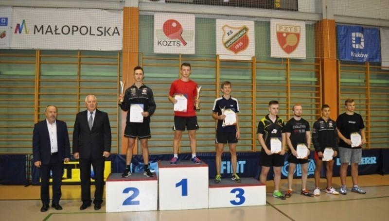 Lis i Kozioł wygrali I WTK seniorów w Krakowie