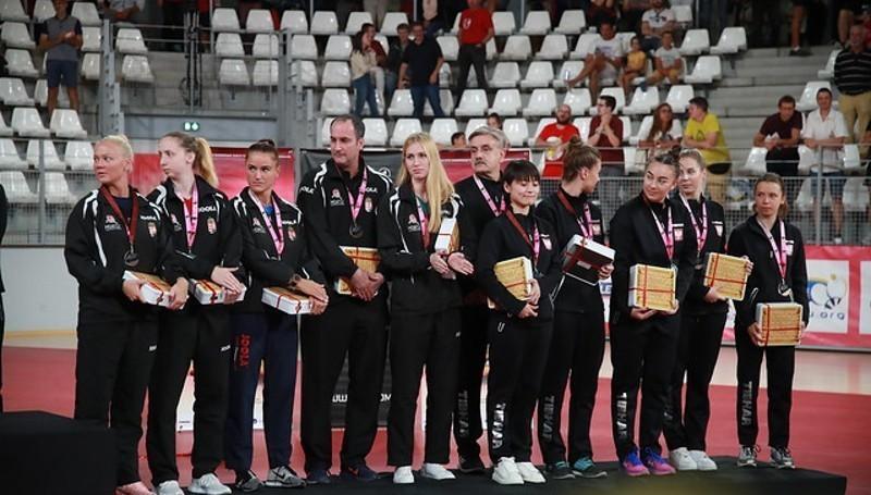 DME: Polki z brązowym medalem!
