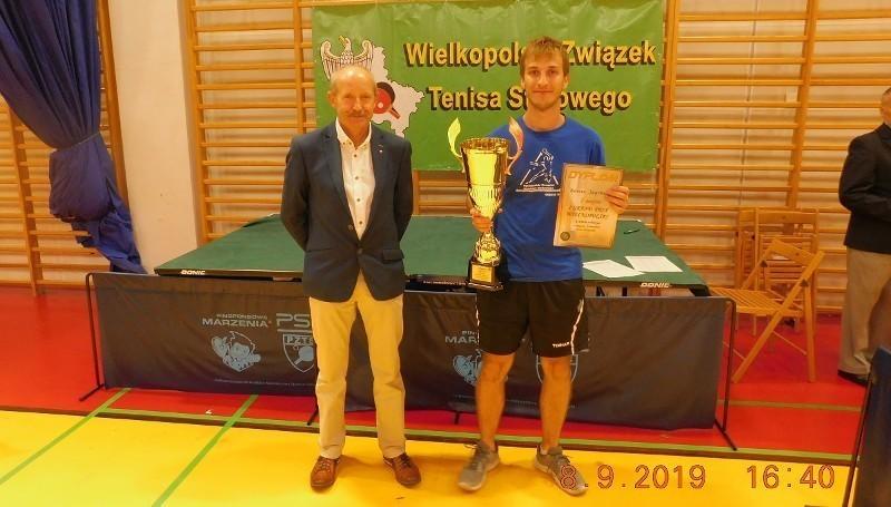 Adrian Spychała i Anita Chudy wygrali I GP Wielkopolski seniorów