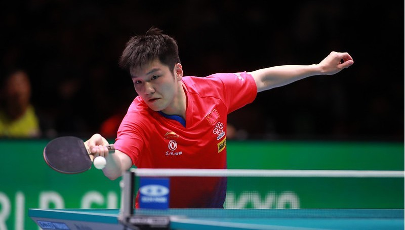 Fan Zhendong i Chen Meng wygrali ITTF World Tour Grand Finals
